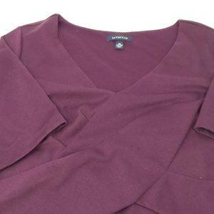 Womens Lands' End Dress, 1X